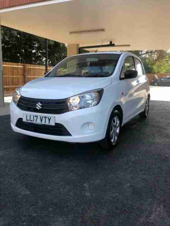 Suzuki Celerio 1.0. Suzuki car from United Kingdom