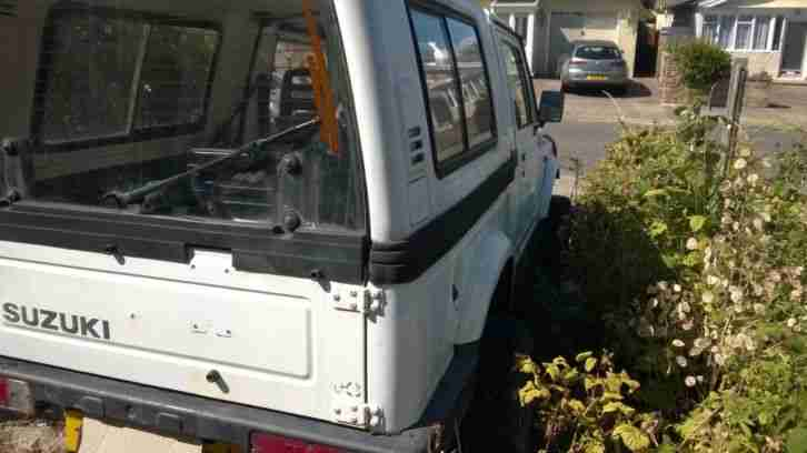 Suzuki samurai SJ Long Wheel Base LWB