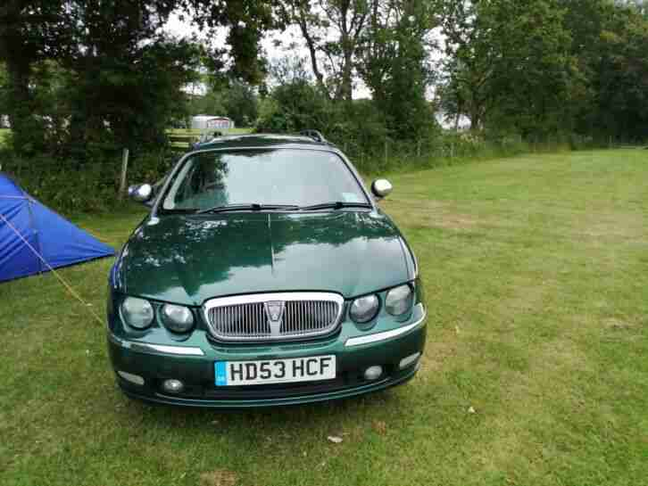 Swap My Rover 75 or sell. Connoisseur 2.0CDT (BMW M47) Tourer 53reg 12Mths MOT.