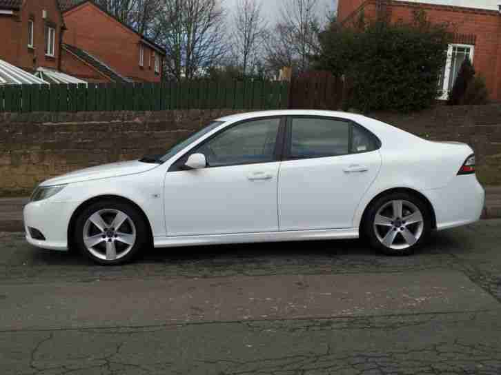 TOTALLY IMMACULATE 2011 SAAB 9-3 1.9 TTiD ( 160ps ) TURBO EDITION / PX