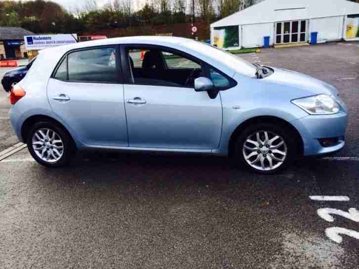TOYOTA AURIS ** 2007 (57) DIESEL** VERY ECONOMICAL** 45 MPG** BARGAIN**