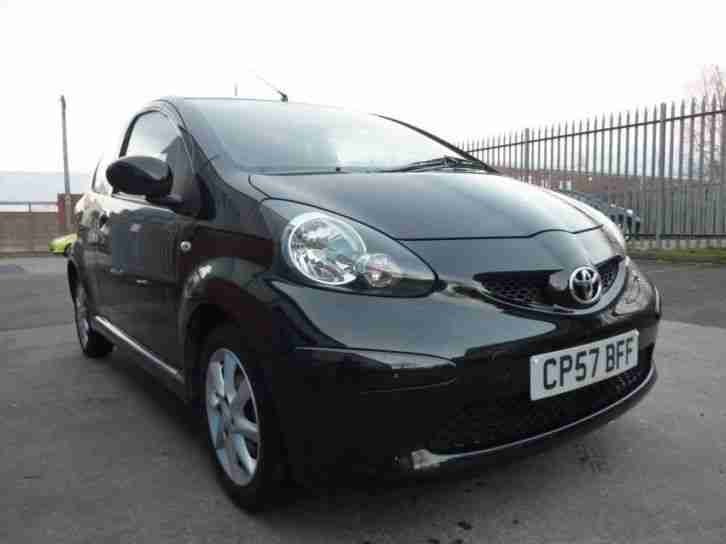 AYGO BLACK VVT I MM 2007 Petrol