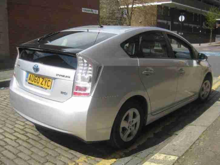 Toyota Prius 60 Car From United Kingdom