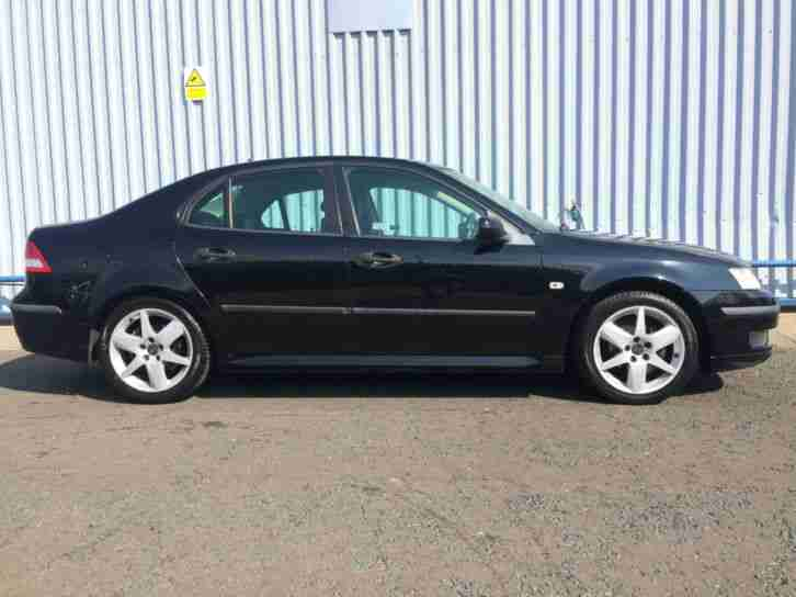 ** TRADE-IN TO CLEAR ** (55) Saab 9-3 Vector Sport 1.9 TiD 120 DIESEL saloon **