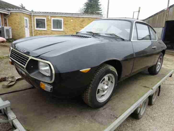 TVL808L 1973 Fulvia Zagato Coupe MORE