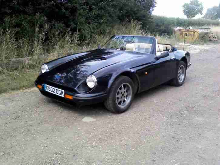 TVR S2. TVR car from United Kingdom