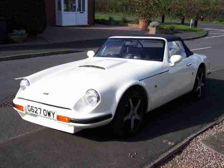 TVR S3. TVR car from United Kingdom