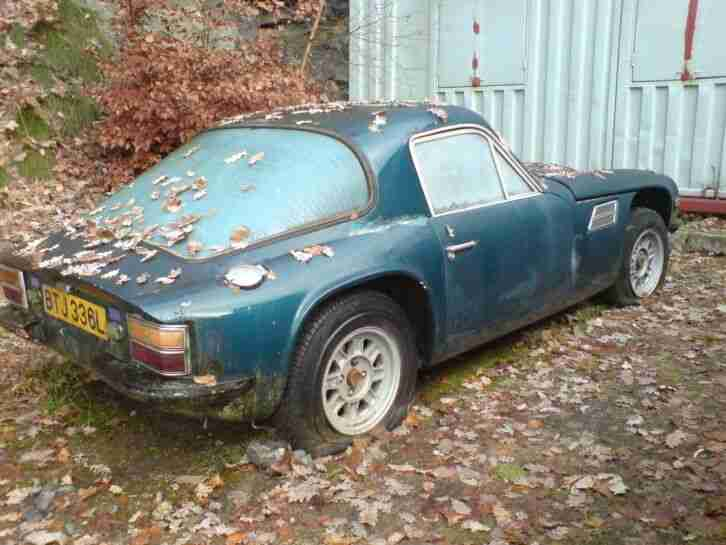 TVR 3000M, 1973, Early M Series RESTORATION PROJECT