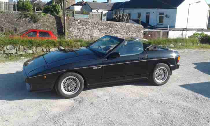 TVR 350i Wedge. TVR car from United Kingdom