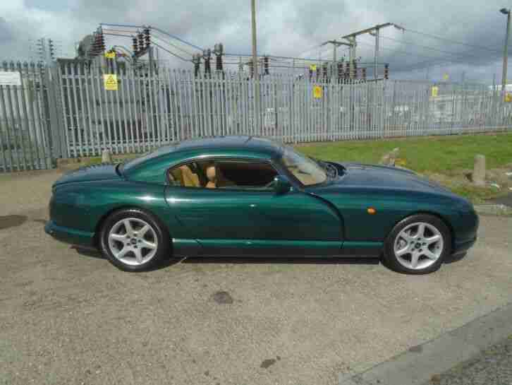 TVR CERBERA 4.2 AJP WITH FACTORY BUILT GRANTURA SPEC ENGINE FULL TVR HIST