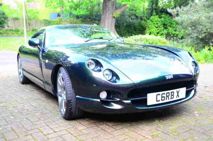 TVR CERBERA 4.2. TVR car from United Kingdom