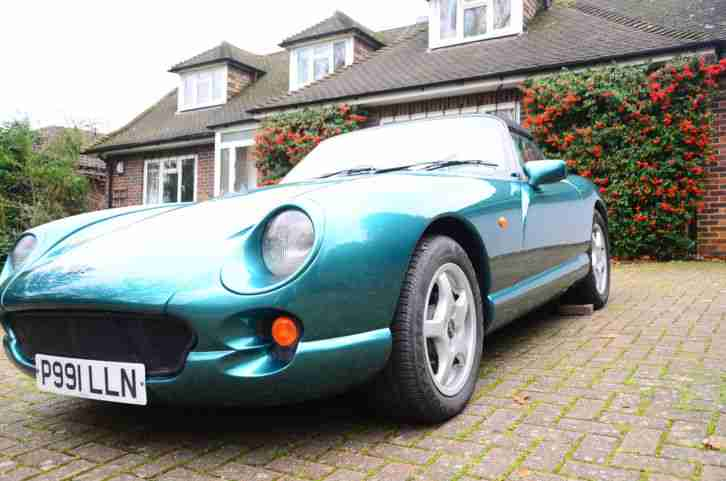TVR CHIMAERA 4.0 - FULLY RESPRAY IMMACULATE
