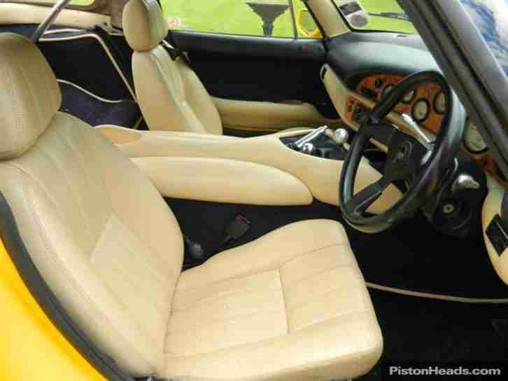 TVR CHIMAERA 4 3LTR 1993 BEING SOLD AS A NON RUNNER DUE to IMMOBILISER FAULT