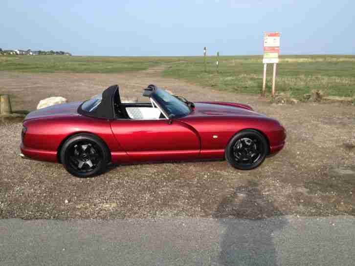 tvr chimaera with chevy 6 0l ls2 conversion no reserve car for sale. Black Bedroom Furniture Sets. Home Design Ideas