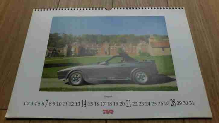 Calendar 1994 2nd Edition Going Places