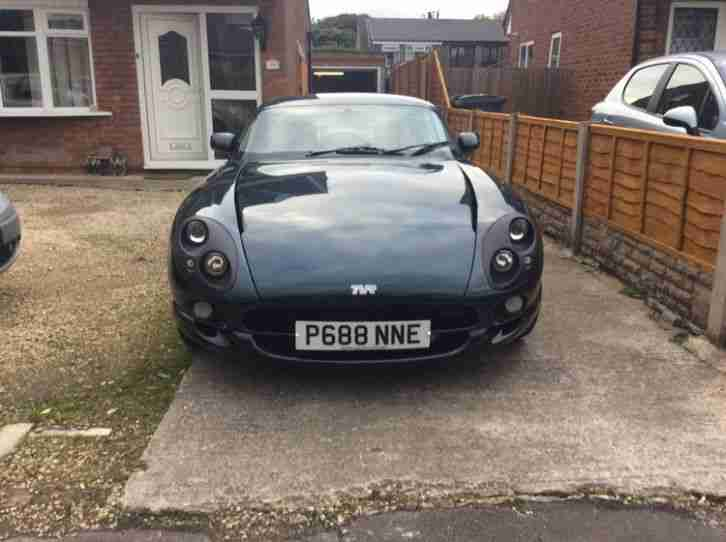 TVR Cerbera 4,2 V8 lots of money spent may px OPEN TO GENUINE CASH OFFERS