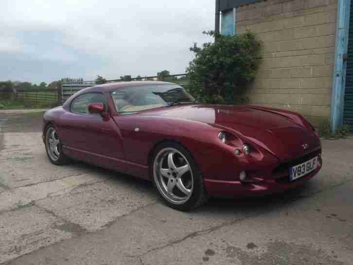 tvr cerbera speed six 4 0 tuscan chimera griffith red rose engine. Black Bedroom Furniture Sets. Home Design Ideas