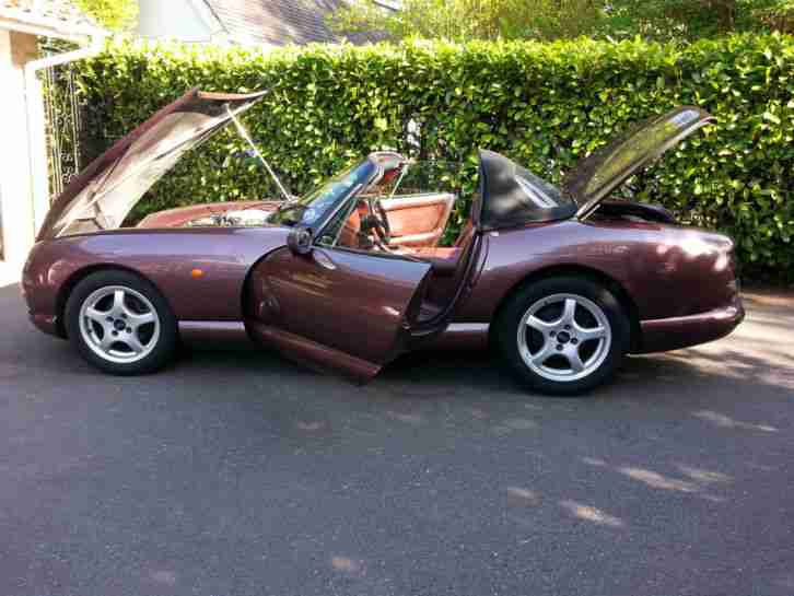 tvr chimaera 4 0 hc 275bhp 27k miles power steering and. Black Bedroom Furniture Sets. Home Design Ideas