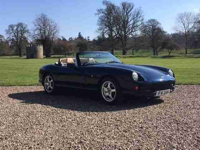 TVR Chimaera 4.0. TVR car from United Kingdom