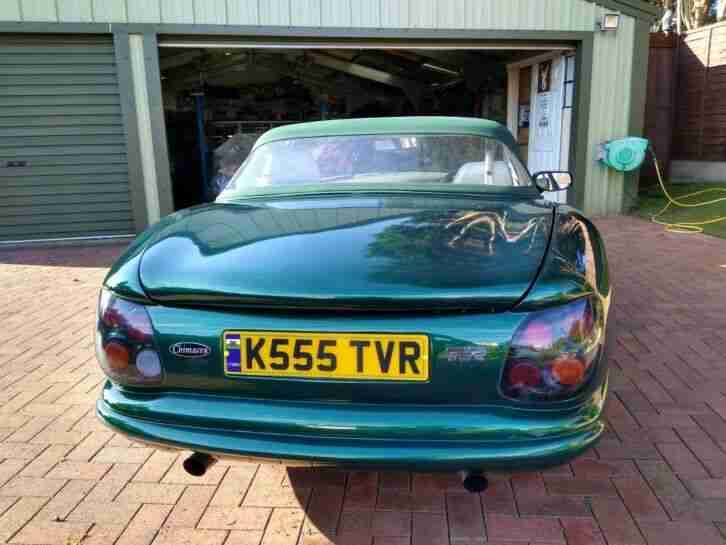TVR Chimaera 4.0 HC full MBE ign upgrade huge history file of over £40,000 spent