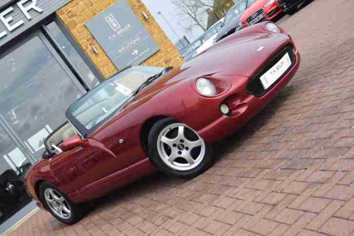 TVR Chimaera 4.0 Sports PETROL MANUAL 1996/P