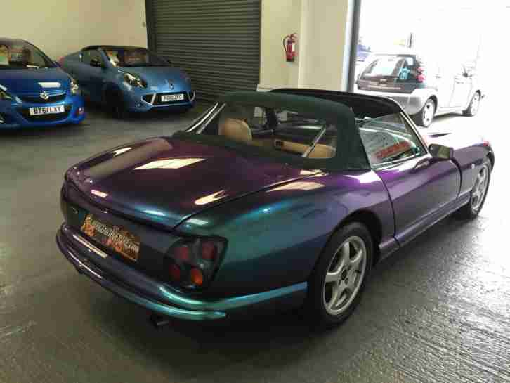 TVR Chimaera 4.0 V8 2 door convertible