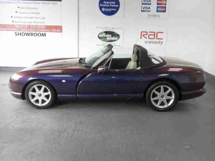 tvr chimaera 4 0 v8 convertible with air conditioning. Black Bedroom Furniture Sets. Home Design Ideas