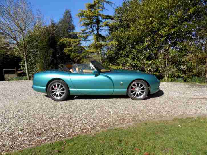 tvr chimaera 4 3 bv rare 4300cc big valve car for sale. Black Bedroom Furniture Sets. Home Design Ideas