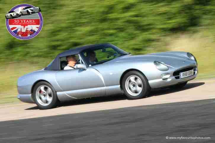TVR Chimaera 4.5, 2000 only 42,000 miles