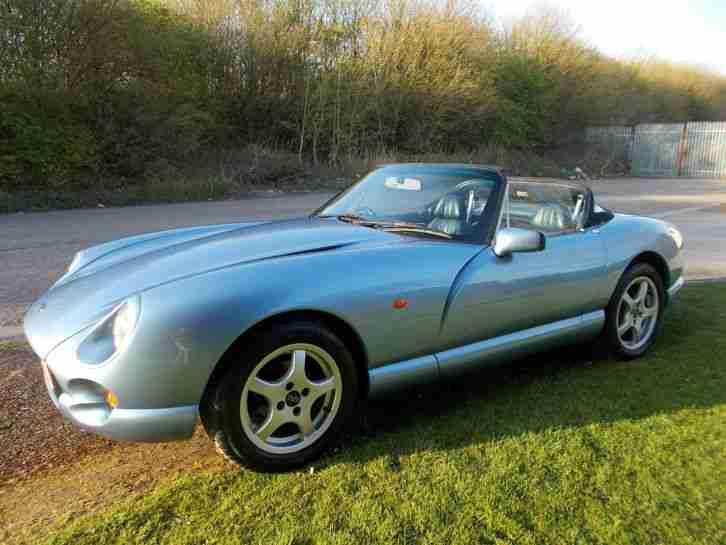 tvr griffith 1992 4 litre fsh car for sale. Black Bedroom Furniture Sets. Home Design Ideas