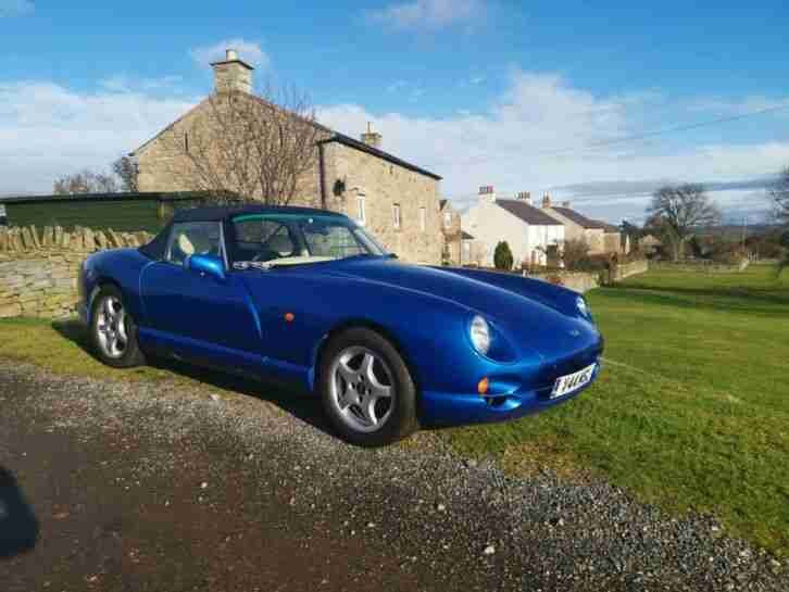 TVR Chimaera 450. TVR car from United Kingdom