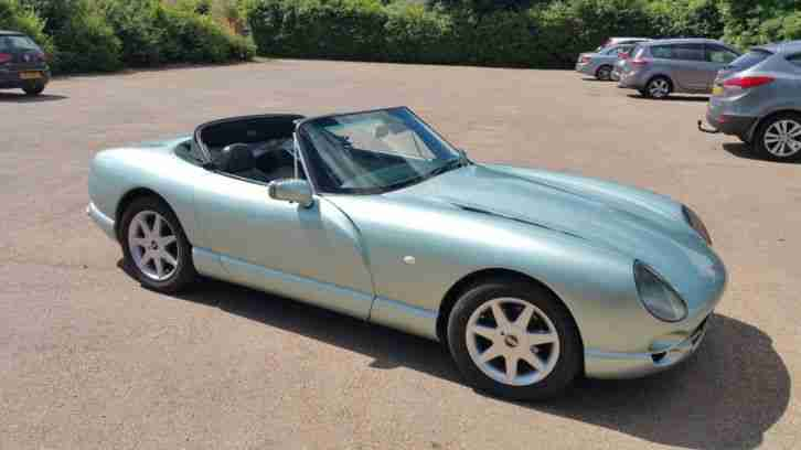 TVR Chimaera 500 with a Taraka TVR Power engine. rare 5L version.