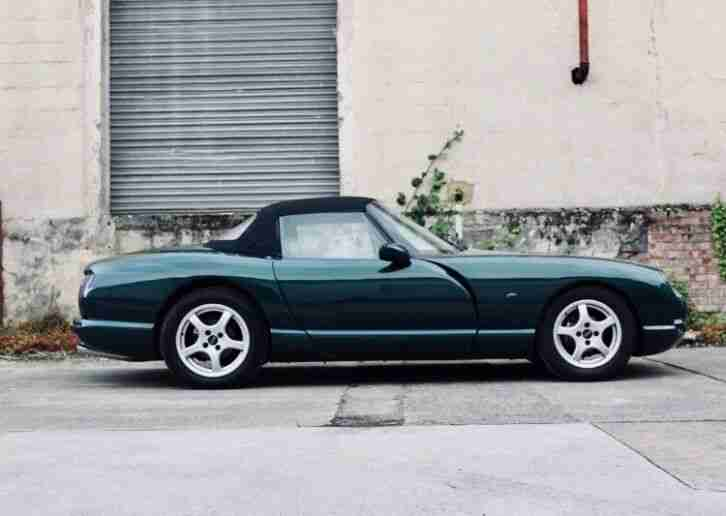 TVR Chimeara 4.0. TVR car from United Kingdom
