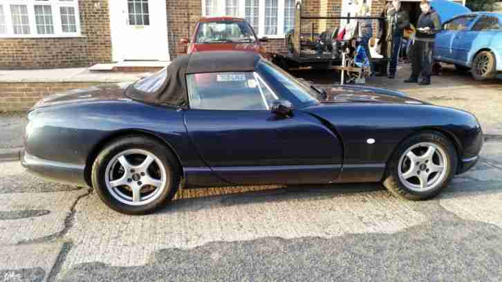 TVR Chimeara 400