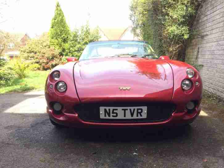 TVR Chimeara 5 litre HC