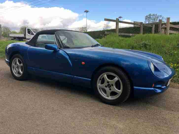 TVR Chimera 4.0HC. TVR car from United Kingdom