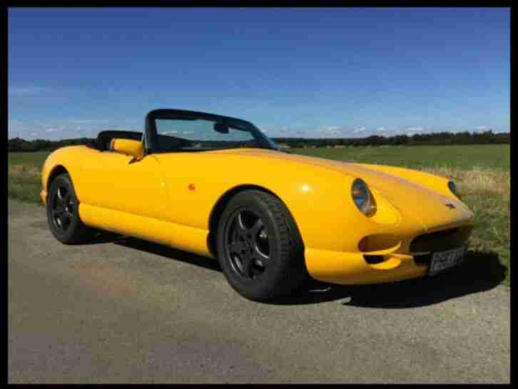 TVR Chimera 450. TVR car from United Kingdom