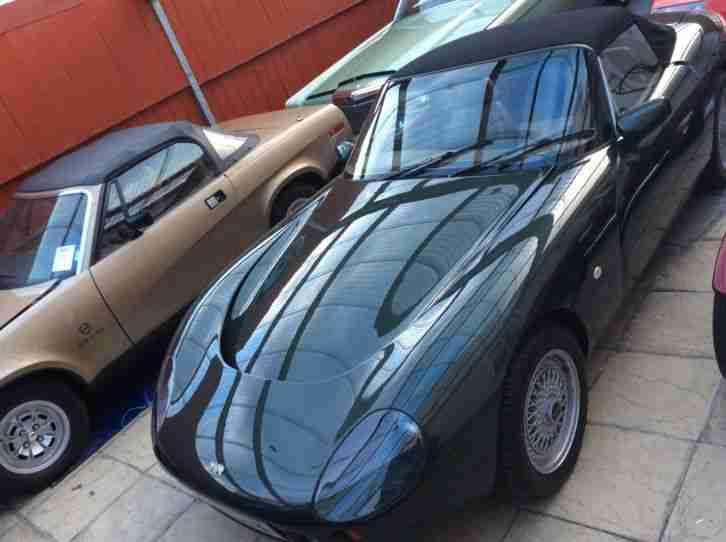 tvr griffith 400 pre cat last owner 19 years big refurb super car for sale. Black Bedroom Furniture Sets. Home Design Ideas