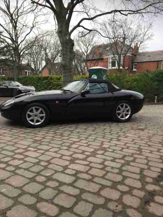 TVR GRIFFITH 500HC. TVR car from United Kingdom