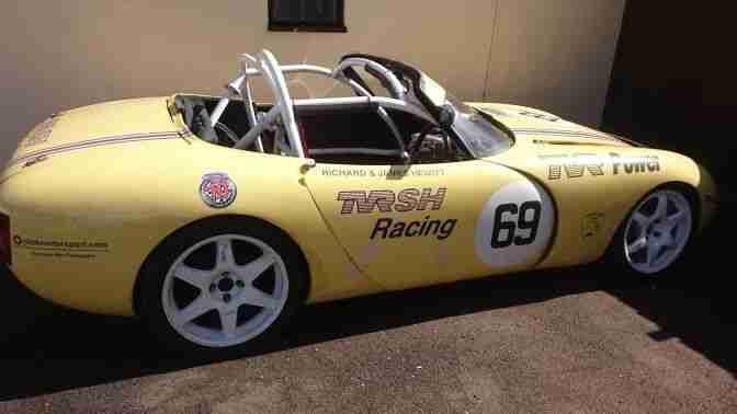tvr griffith 5lt race car car for sale. Black Bedroom Furniture Sets. Home Design Ideas