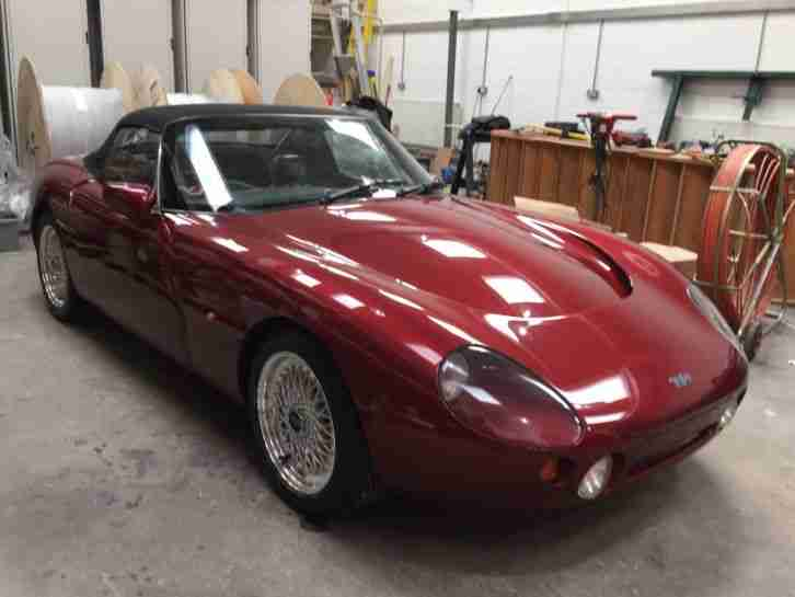 tvr griffith 4 0 1992 pre cat 67k 4 owners immaculate stunning car. Black Bedroom Furniture Sets. Home Design Ideas