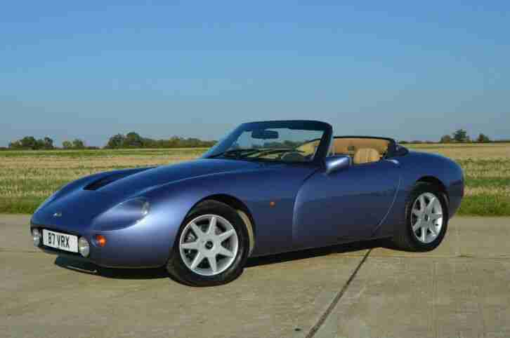 TVR Griffith 5.0L. TVR car from United Kingdom