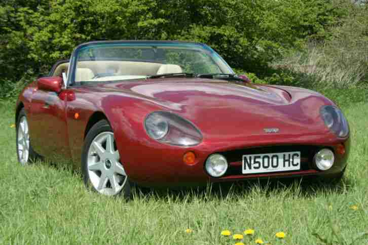 tvr 350i v8 convertible wedge will be sold with fresh mot car for sale. Black Bedroom Furniture Sets. Home Design Ideas