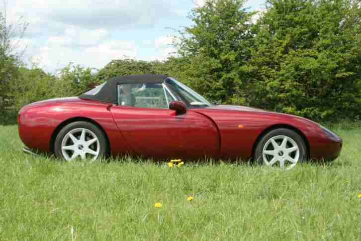 tvr griffith for sale 1966 1966 tvr griffith 400 for sale. Black Bedroom Furniture Sets. Home Design Ideas