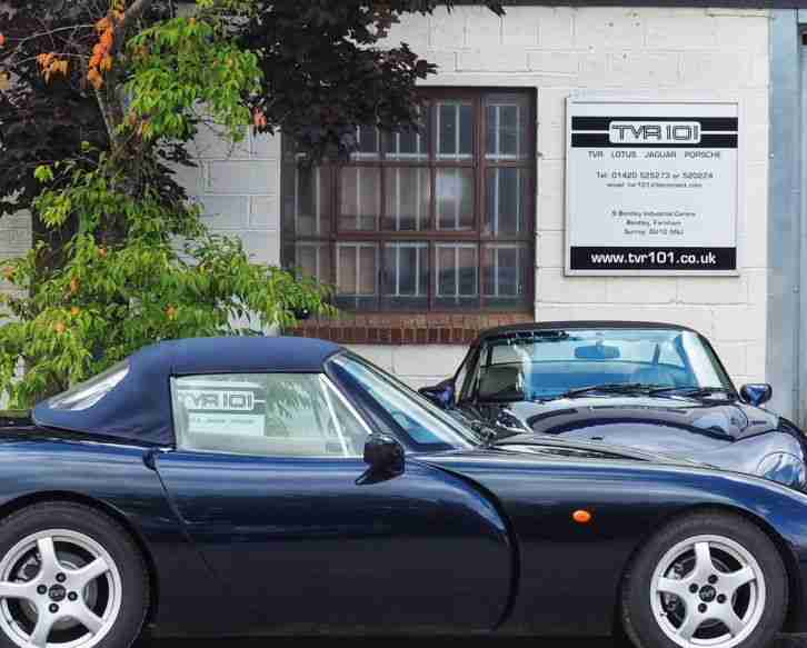 TVR Griffith 500. TVR car from United Kingdom