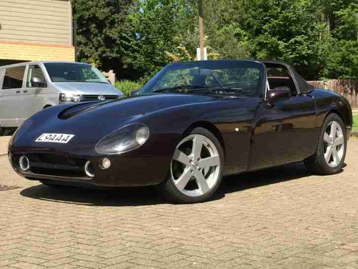tvr griffith for sale ebay forgotten cobra competitor the 1966 tvr griffith series 400 ebay. Black Bedroom Furniture Sets. Home Design Ideas