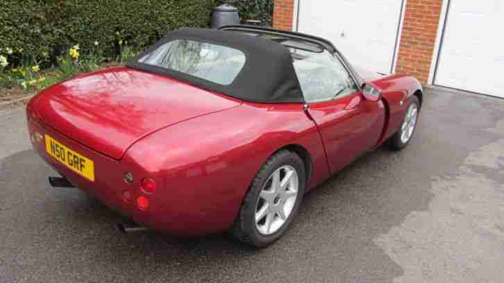 TVR Griffith 500 HC 1996