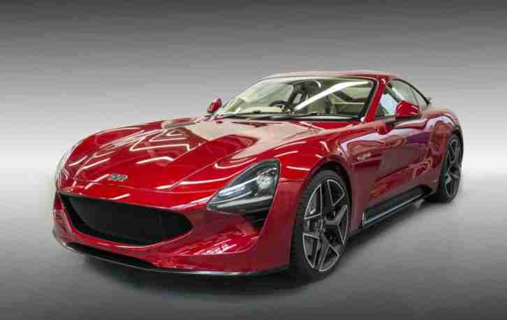 TVR Launch Edition Griffiths build slot deposit