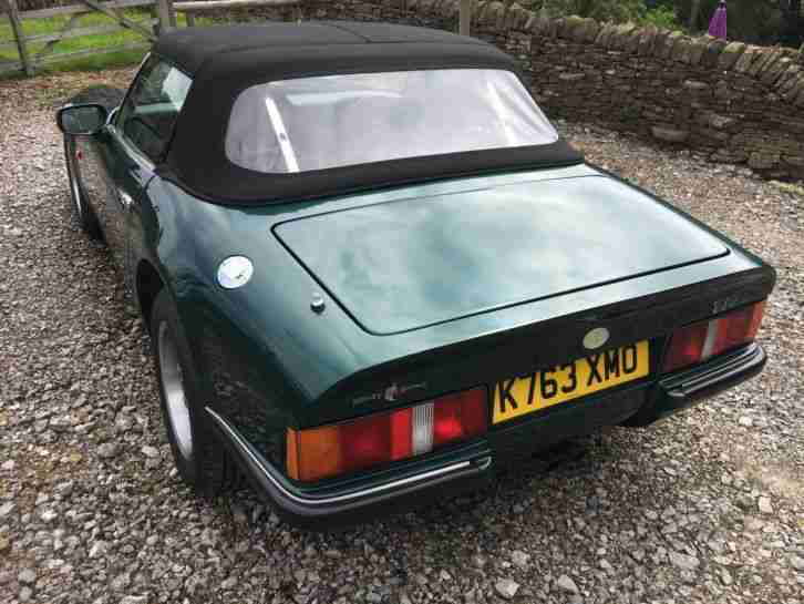 Tvr S4c 1993 31000 Miles 3 Owners From New Car For Sale