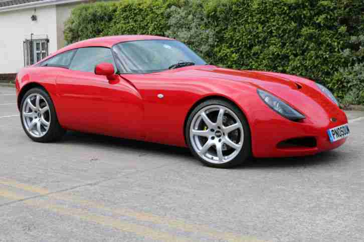 TVR T350 . TVR car from United Kingdom